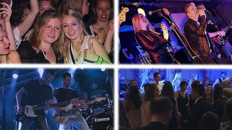 coverband feest