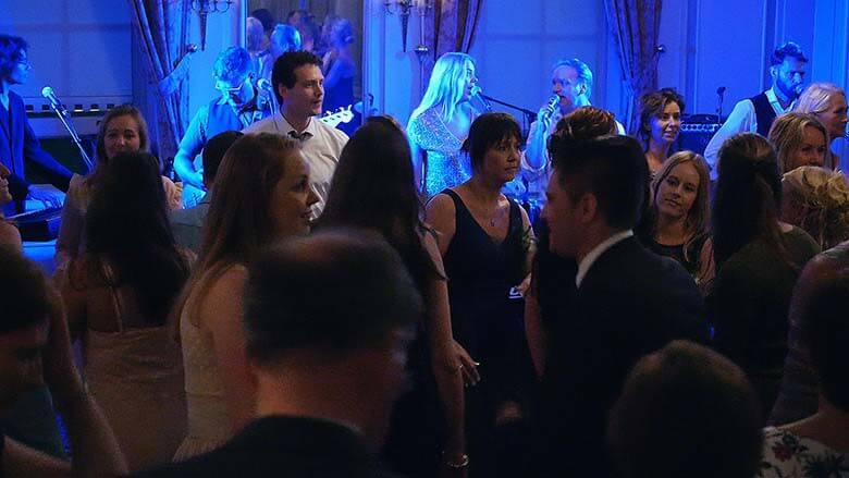 bruiloft band feest